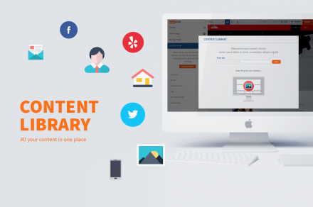 Content Library Duda